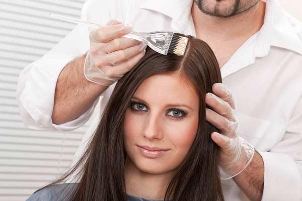 ماساژ سر برای درمان شپش